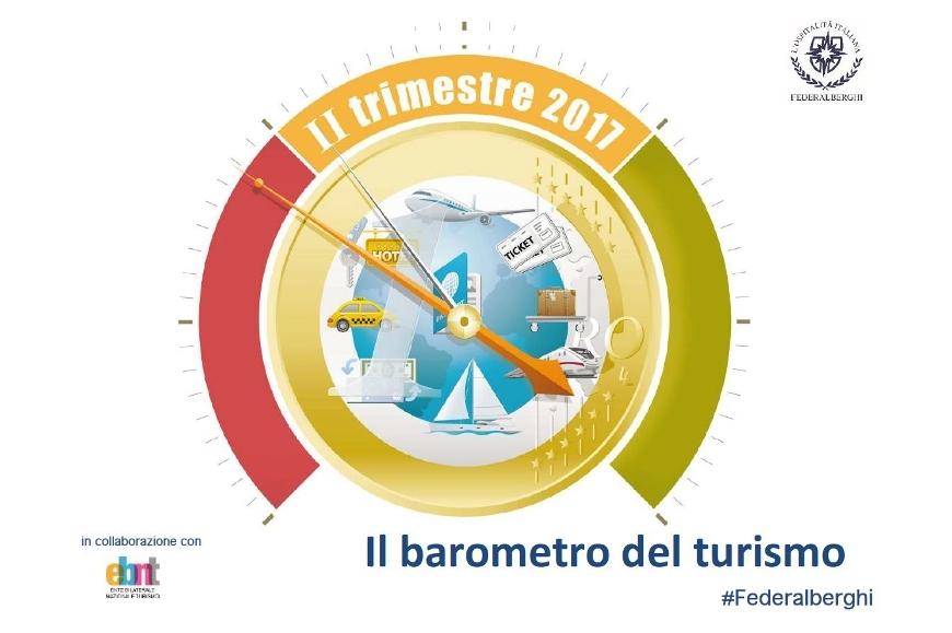 Federalberghi - Barometro del Turismo - II semestre 2017