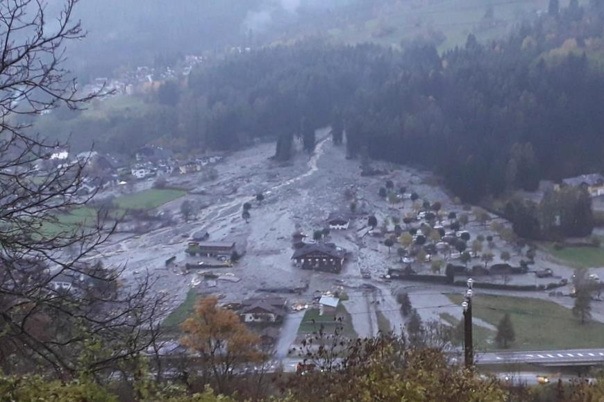 Indennizzi per i danni legati al maltempo dell'autunno scorso