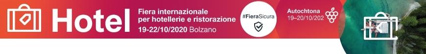 Fiera Hotel Bolzano 2020