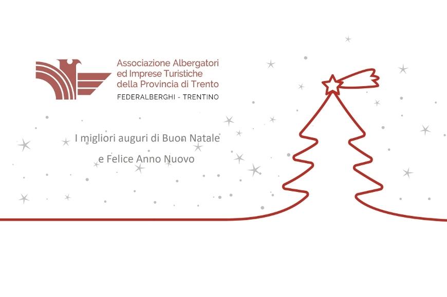 I migliori auguri di Buon Natale e Felice Anno Nuovo