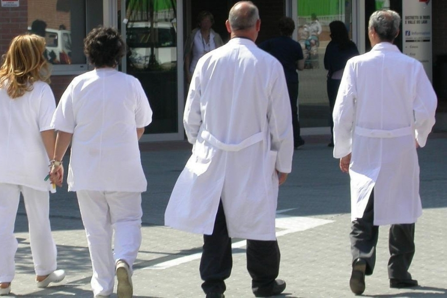 Protocollo per l'ospitalità di operatori sanitari e amministrativi occupati nelle RSA