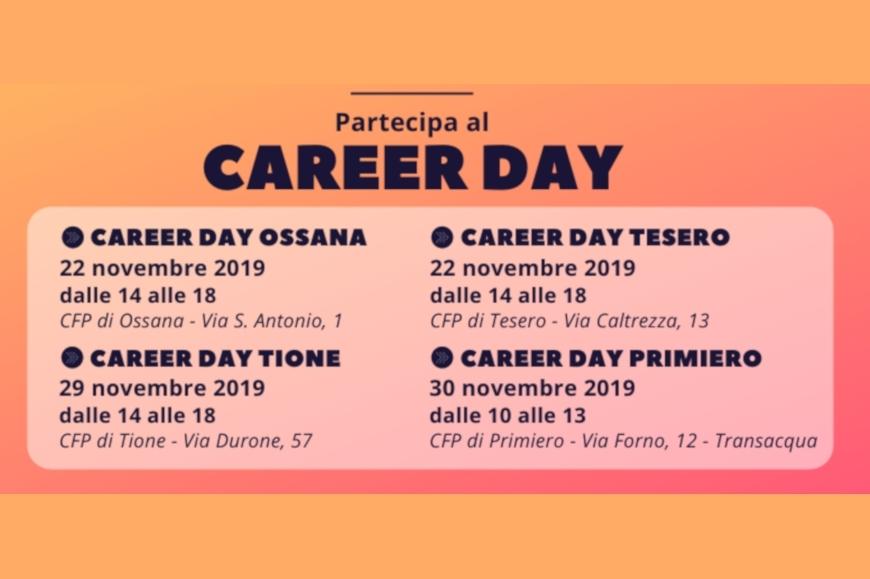 Career day: 4 giornate di reclutamento per il settore turistico
