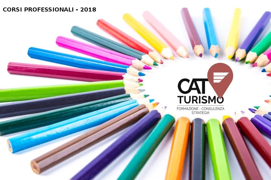 Online il catalogo dei corsi professionali 2018