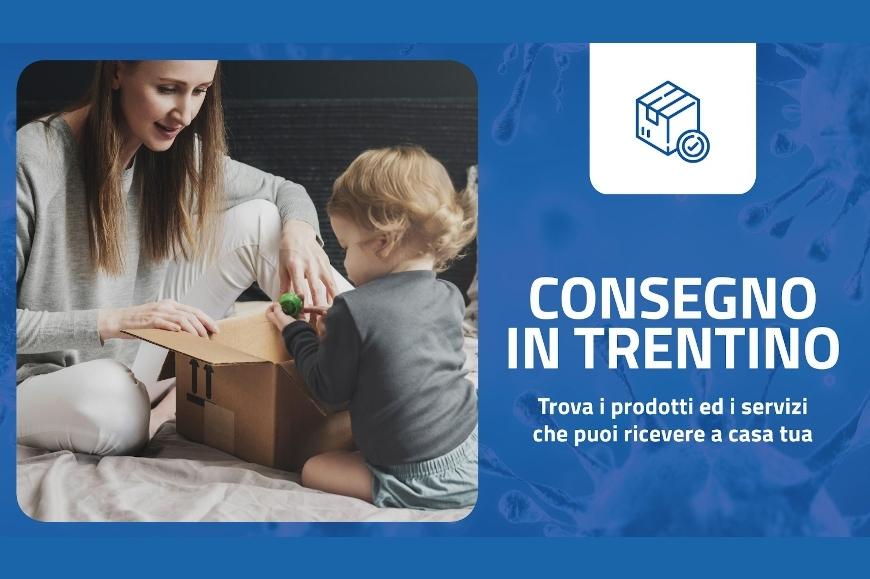 Consegno in Trentino