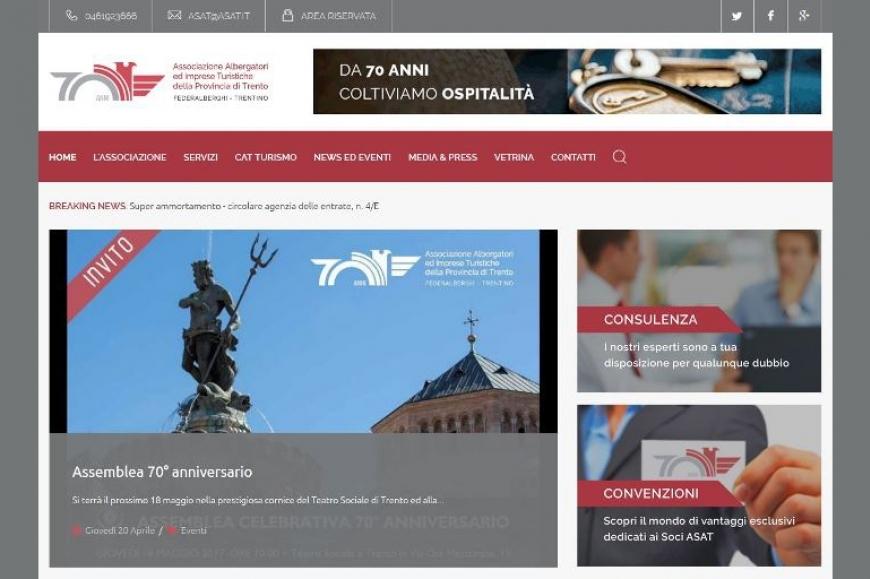 Il nuovo portale Asat.it è online!