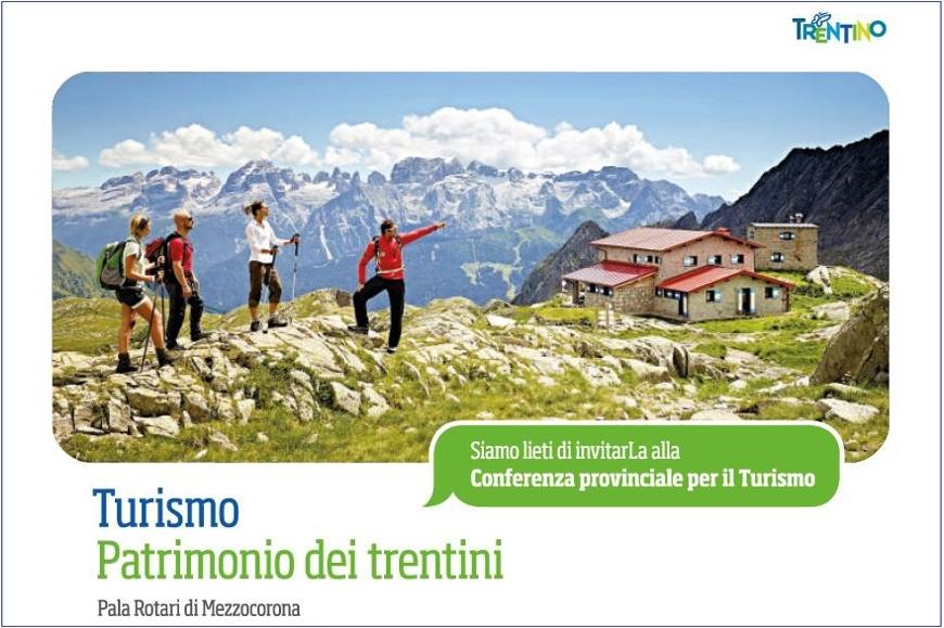 Conferenza provinciale sul Turismo