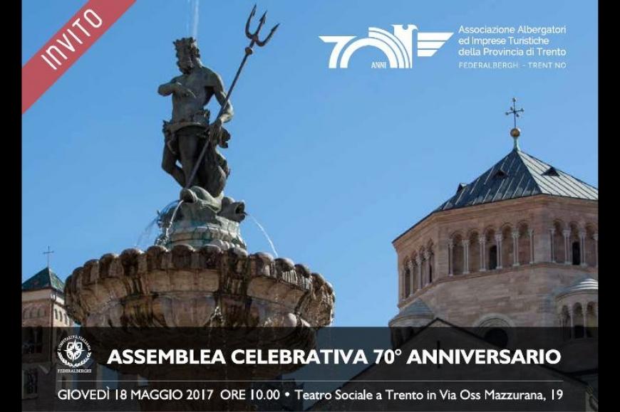 Assemblea 70° anniversario
