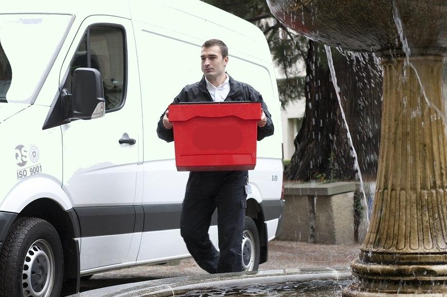 Consegna a domicilio di prodotti confezionati - Linee guida