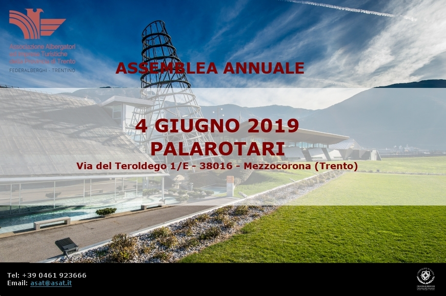 73a Assemblea provinciale - 4 giugno 2019 - PALAROTARI