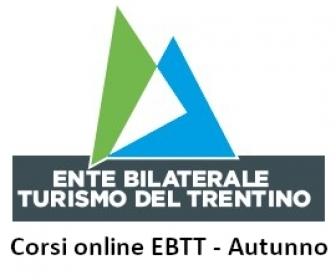 Corsi online EBTT autunno 2020