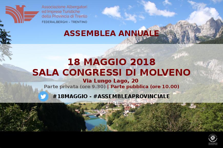 18 maggio - Assemblea provinciale