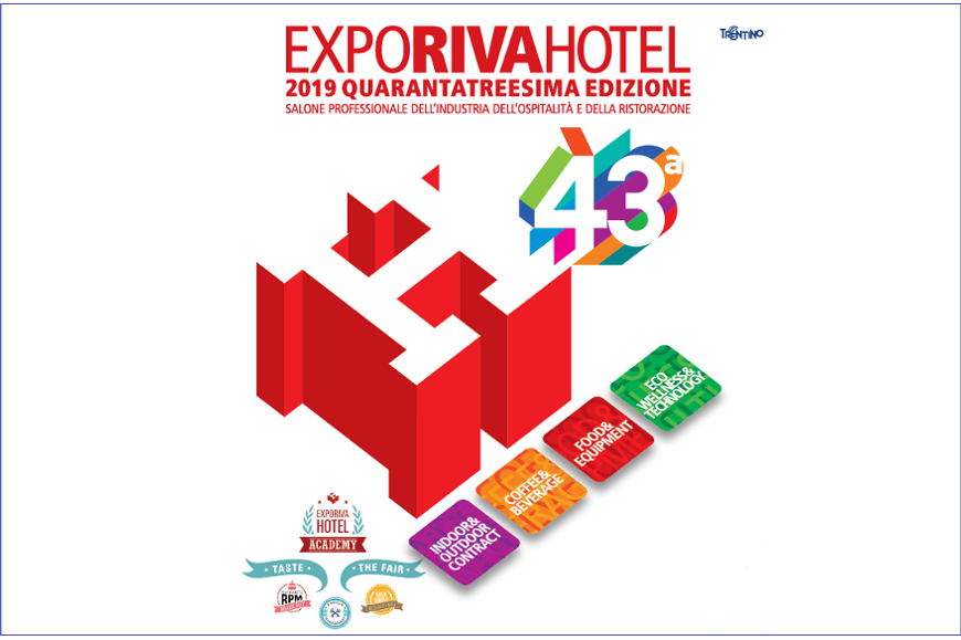 43° Expo Riva Hotel (Riva del Garda | 3-6 febbraio)