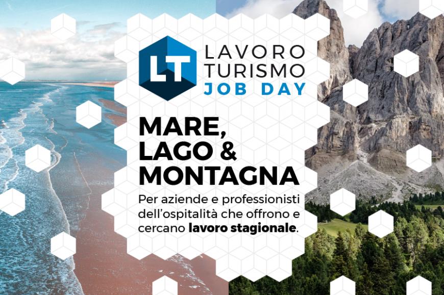 Lavoro Turismo Job Day - 30 ottobre 2018 (Mestre)